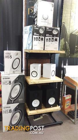 HS8 Powered Studio Monitor