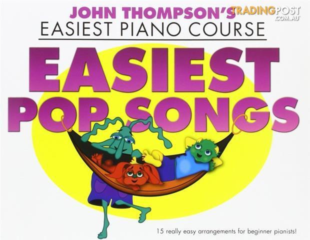 Easiest Pop Songs