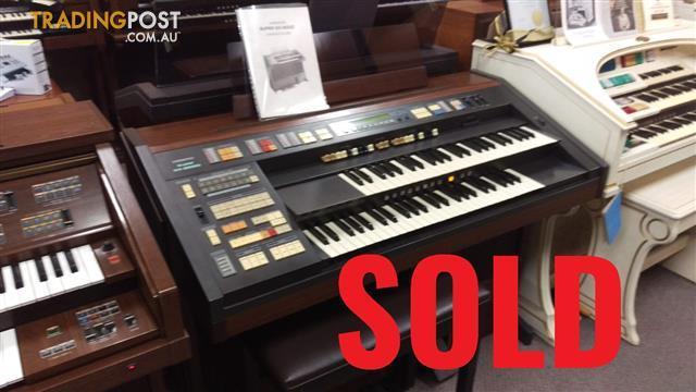 Hammond Super SX-2000 Organ ~ Now Sold