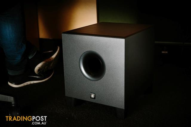 HS8S Powered Subwoofer