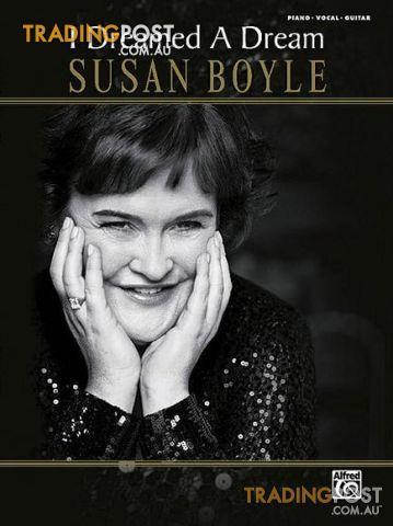 Susan Boyle - I Dreamed a Dream (PVG)