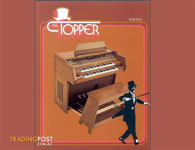 Rodgers The Topper Organ