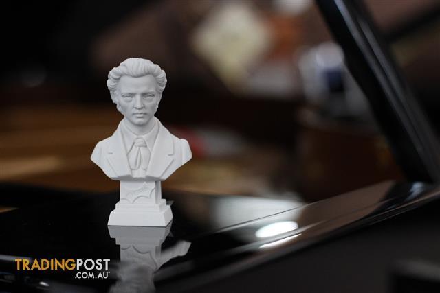Chopin Bust - 11cm