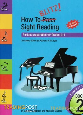 How To Blitz Sight Reading