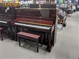 Alex Steinbach Romance ~ CLASSIC ,121cm Upright Piano in Mahogany Polished 2012