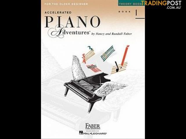 Piano Adventure Accelerated