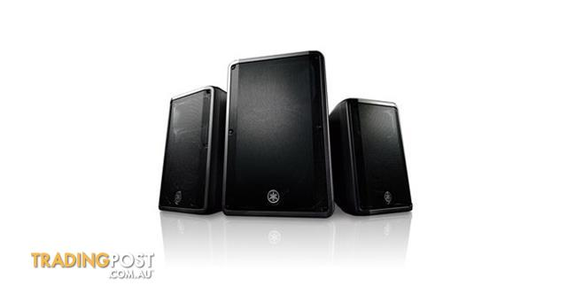 Yamaha DBR 10 Powered Loudspeaker PA - DBR10