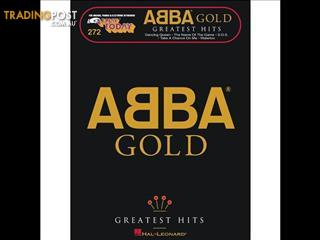 Abba Gold Greatest Hits E-Z Play 272
