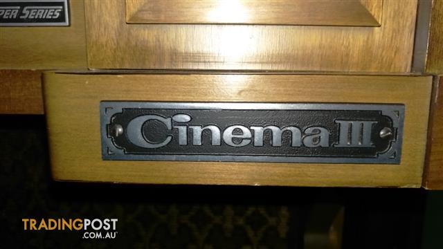 Baldwin Cinema III Theatre Organ
