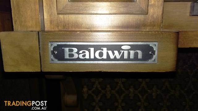 Baldwin Cinema III Theatre Organ