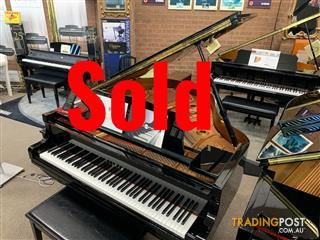 Yamaha Grand Piano ~ SOLD ~  161cm Polished Ebony with Disklavier & Silent Piano technology DGC1 Mk IV