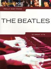 Really Easy Piano: The Beatles
