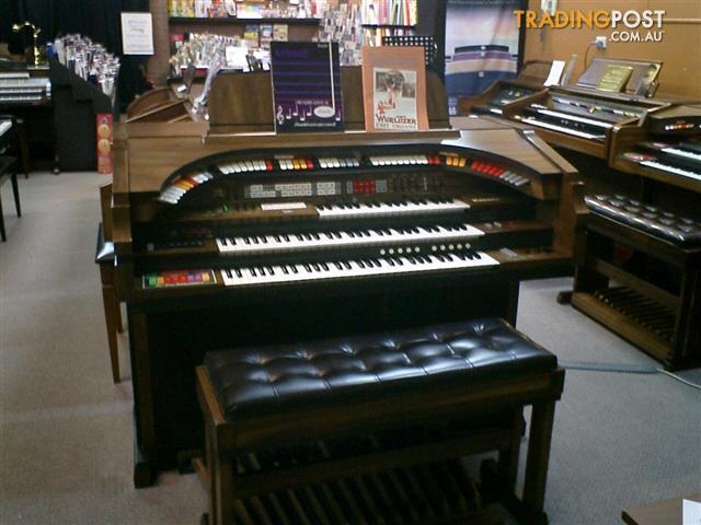 Kimball Xanadu J900  Theatre Organ