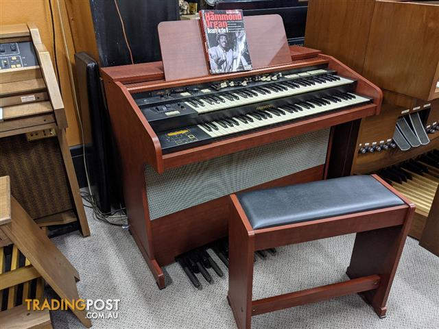Hammond A-405SP Organ and Bench