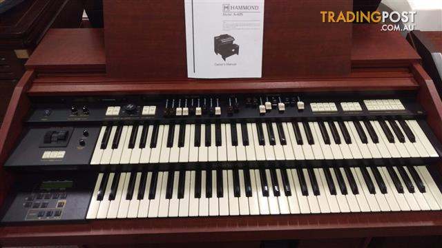 Hammond A-405SP Organ and Bench ~ NOW SOLD