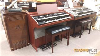 Hammond A-405SP Organ and Bench