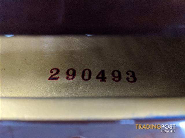 Kawai 180cm Grand Piano No 600  Rich Walnut Polished Finish ~ SOLD ~