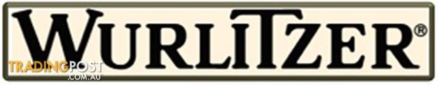 WURLITZER 630TA PRE-LOVED ORGAN - Ivory & Gold
