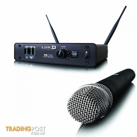 Line 6 XD-V55 Digital Wireless Handheld Microphone System