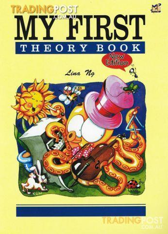 Lina Ng Theory Books - Theory Made Easy series