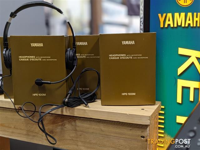 Yamaha HPE100M Headphone/Microphone