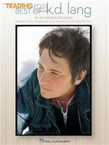 K.D. Lang - Best of K.D. Lang