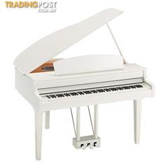 Yamaha Clavinova Digital Piano CLP695GP Polished White