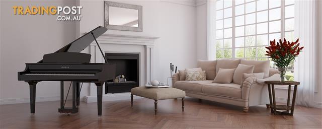 Yamaha Clavinova Digital Piano CLP695GP Polished White