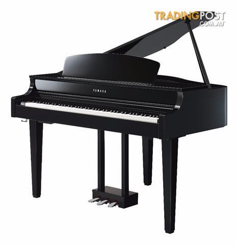 Yamaha Clavinova Digital Piano CLP665GP - Polished Ebony