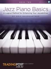 Jazz Piano Basics Book 2