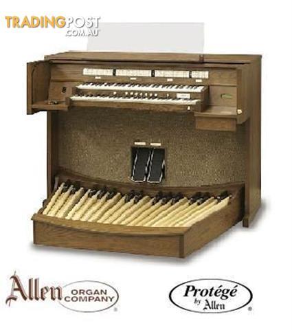 Allen Organs Melbourne - Vic - SA - Tas