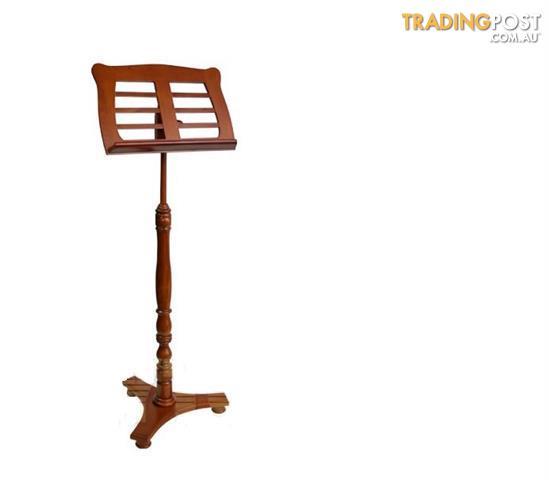 Walnut Wooden Music Stand