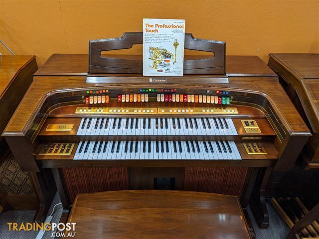 Gulbransen Series 600 Thatre Organ