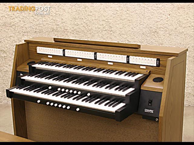 Allen Organ Historique III An instrument of Historique proportions!