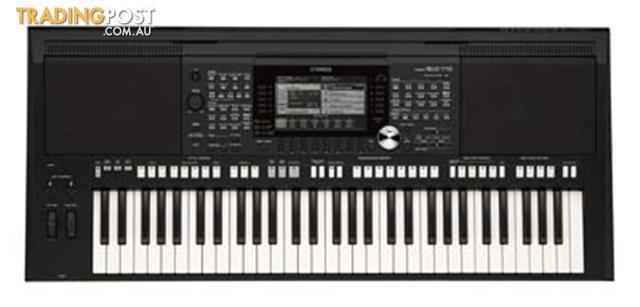Yamaha Arranger Workstations Keyboard PSR S975