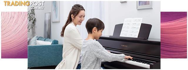 Yamaha Clavinova Digital Piano - CLP725 New in Polished Ebony