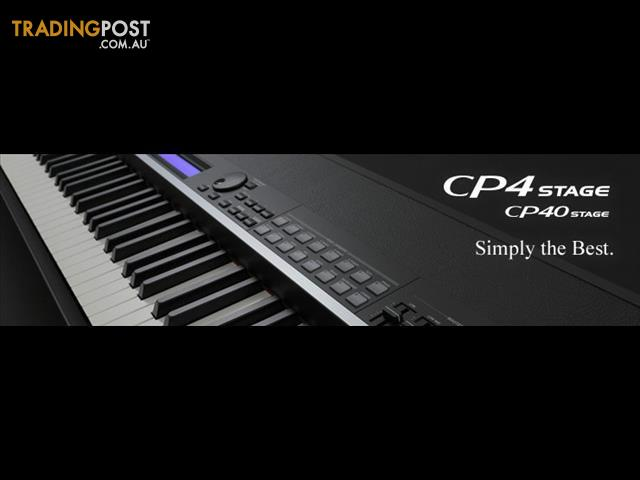 Yamaha cp4 stage piano for sale in melbourne vic yamaha for Yamaha cp4 stage 88 key stage piano
