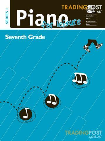 AMEB Piano For Leisure Gr. 8 Series 1