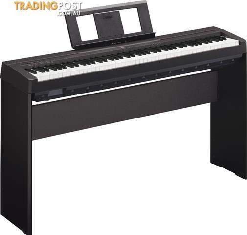 Yamaha P Series P 45 Portable Digital Piano ~ Compact and stylish piano