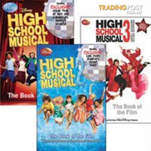 PRINT MUSIC HIGH SCHOOL MUSICAL 3   2 & 1