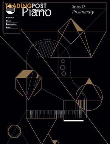 AMEB Piano Series 17 Grade Book -  Preliminary