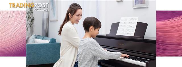 Yamaha Clavinova Digital Piano - CLP775 New in Polished Ebony