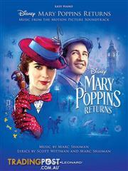 Mary Poppins Returns - Easy Piano