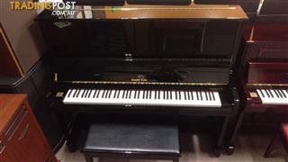 Conover Cable 131cm Ebony Polished Upright Piano