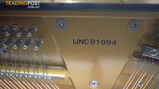Conover Cable 131cm Ebony Polished Upright Piano