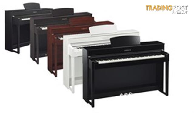 Clp535 yamaha clavinova digital piano for sale in for Yamaha clavinova cvp 87a for sale