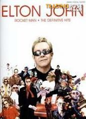 Elton John - Rocket Man . The Definitive Hits (pvg)