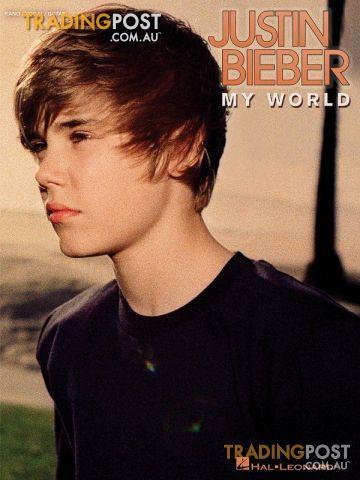 Justin Bieber - My World (PVG)