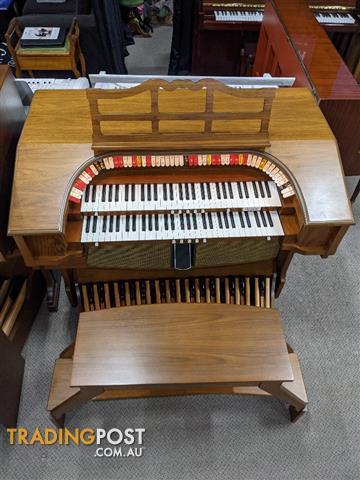 Allen 2 Manual Digital Organ  ~ Q211 ~  Renaissance Quantum Theatre Organ