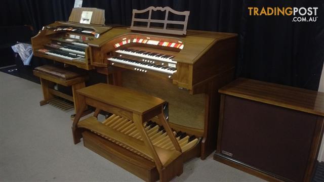 Allen Organ Renaissance Quantum Theatre Organ Q211